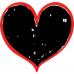 Magnet in forma de inima