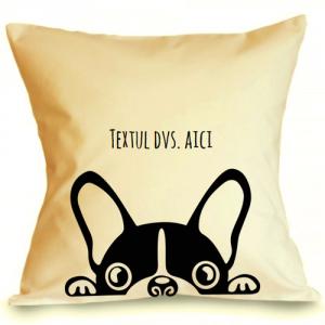 Perna Bulldog francez minimalist