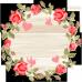 Perna personalizabila cu trandafiri