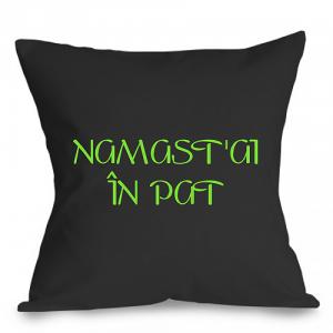 Perna Namast'ai in pat