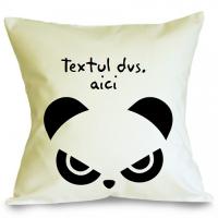 Perna Panda suparat (cu text)