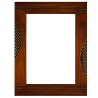 Rama foto lemn insertii