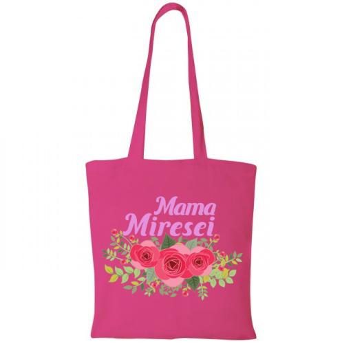 Sacosa de cumparaturi Mama Miresei