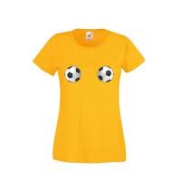 Tricou pentru fanele fotbalului