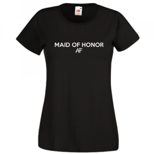 Tricou Maid of Honor AF
