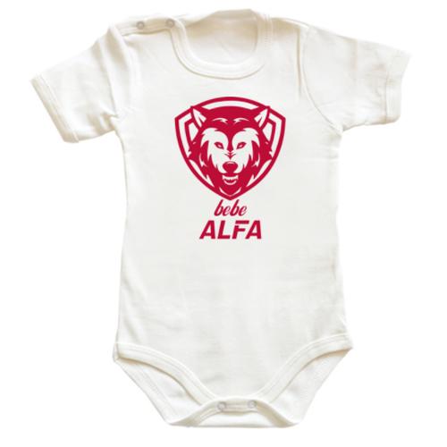 Body Bebe Alfa