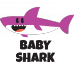 Familie de rechini - Bebe