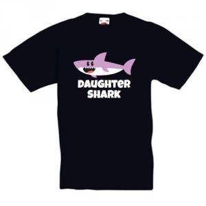 Familie de rechini - Fiica