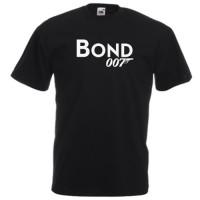 Tricou Bond 007
