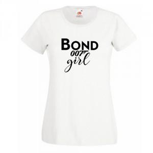 Tricou Bond Girl 007