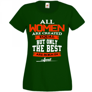 Tricou The best women