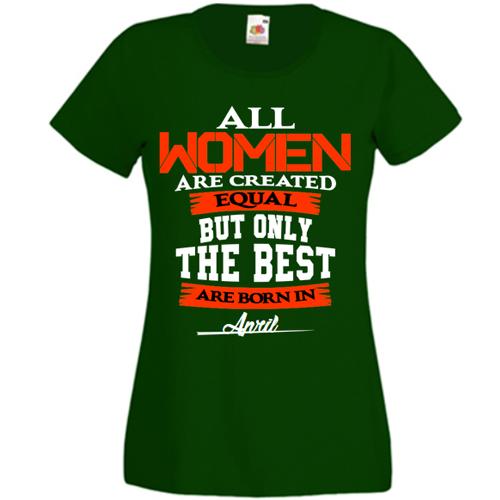 Tricou The best women