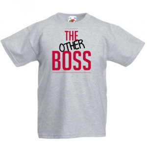 Tricou The (other) Boss
