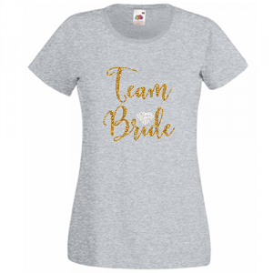 Team Bride cu diamant