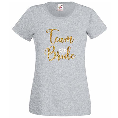 Team Bride cu diamant