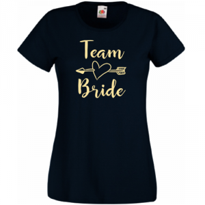 Team Bride sageata