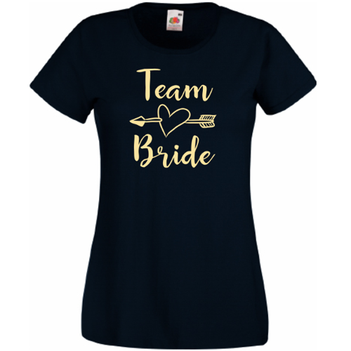 Team Bride sageata