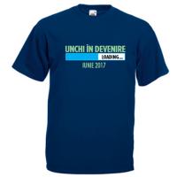 Tricou Unchi in devenire (cu luna nasterii)