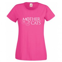 Tricou Mother of Cats