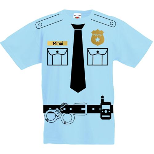 Uniforma de politist