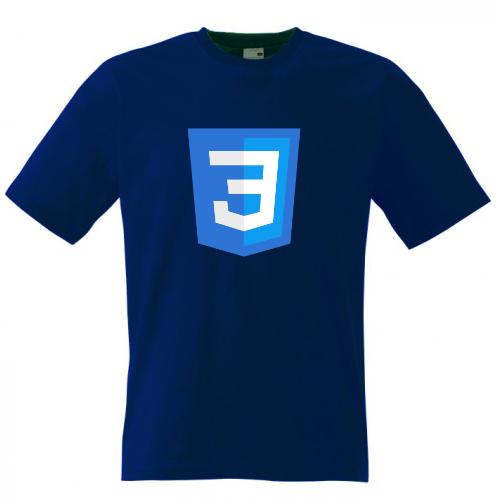 Tricou CSS3