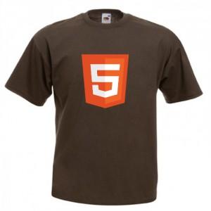 Tricou HTML5