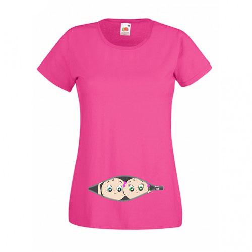Tricou Cucu bau gemeni (baiat si fetita)