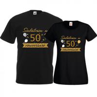 Tricouri pentru cuplu Aniversare