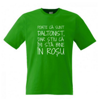 Tricou Daltonist