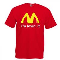I'm lovin' it (parodie pentru adulti)