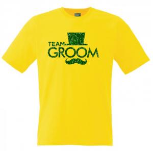 Tricou Team Groom