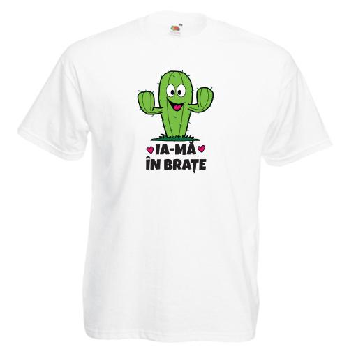 Tricou personalizat Ia-ma in brate