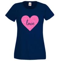 Tricou Inima (cu textul dvs)
