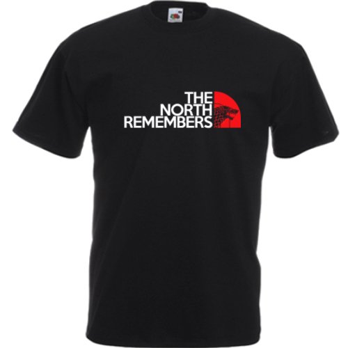 Tricou The north remembers