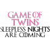 Tricou Game of Twins