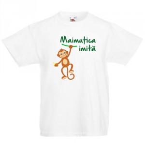 Tricou Maimutica imita