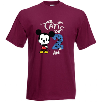 Tatic de 2 ani Mickey