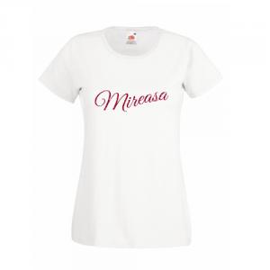 Tricou personalizat Mireasa