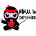 Tricou Ninja in devenire