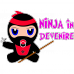 Tricou Ninja in devenire