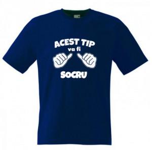 Tricou personalizat Acest tip va fi