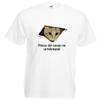 Tricou Pisica din tavan
