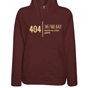 Eroare 404
