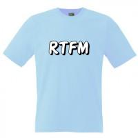 Tricou RTFM