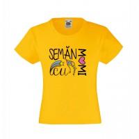 Tricou Seman cu mami pentru fetite