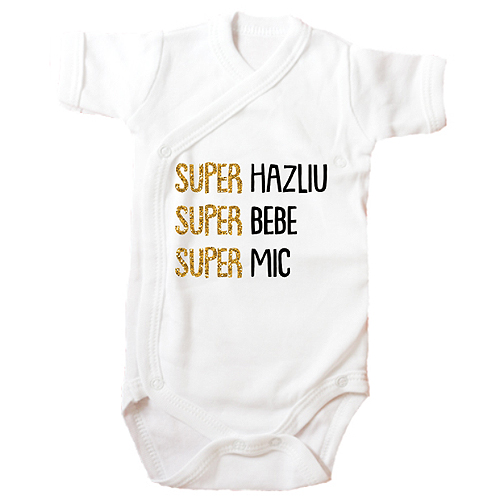 Body Super Bebe Hazliu