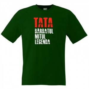 Tricou Tata Legenda