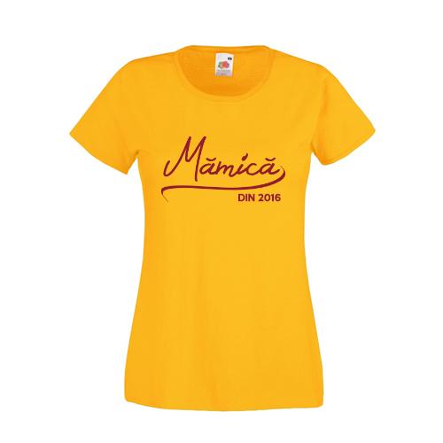 Tricou Mamica (din anul ...)