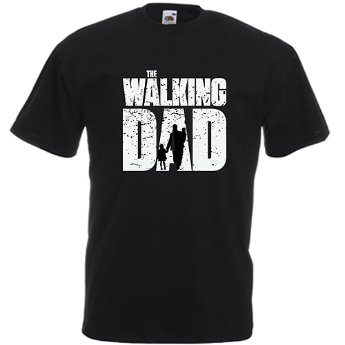 The Walking Dad (2 copii)