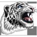 Tricou Leopard